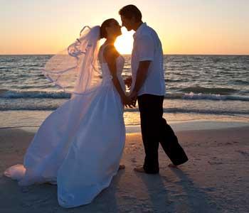 Beach Wedding Ceremony: Joyce Mathers Marriage Celebrant